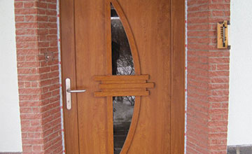 Türenrenovierung Haustüren