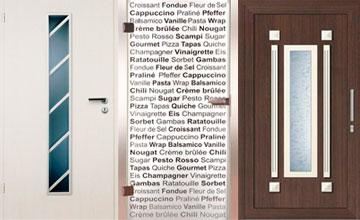 Türenrenovierung Varianten